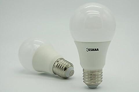 Eskaa A19 LED E27 10W 6500k
