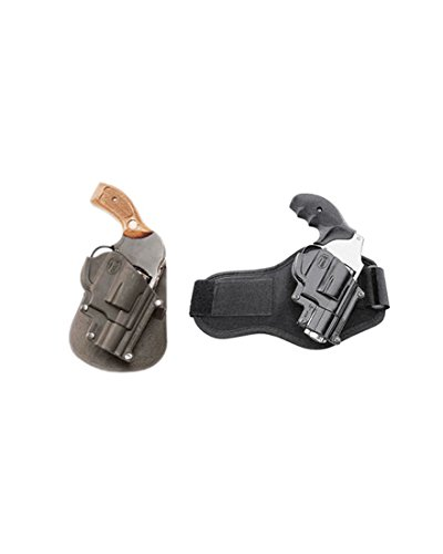 Fobus concealed carry Ankle Holster for S&W J frame Model 60 Smith&Wesson 36, 37, 60, 442, 637, 642, 642LS, All Shrouded Hammer 38 -