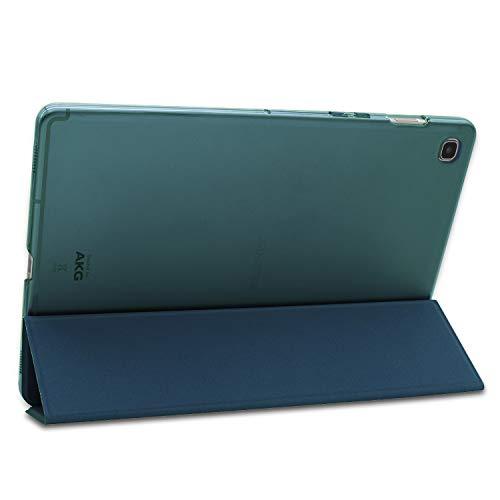 vovipo Custodia Smart per Samsung Galaxy Tab S5e 10.5, Custodia Ultraleggera e Leggera con Cover Posteriore smerigliata traslucida per Samsung Galaxy Tab S5e SM-T720 / T725