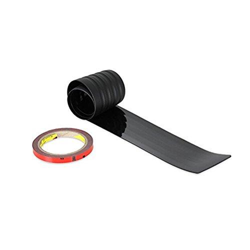 WINOMO 90 x 8cm Universal Trunk Gummi Türschwellen Schutz Schutz für Auto Auto Schutz