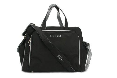 ju-ju-be-prepared-handtasche-schwarz-silber