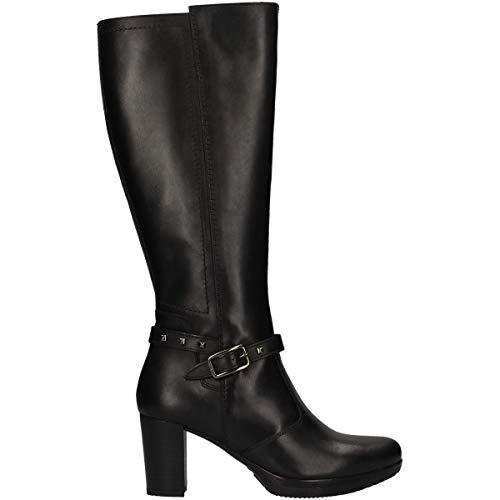 Nero Giardini 9550 - Botas Mujer Negro Talla 35