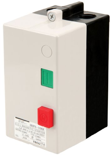 Woodstock D4153 1 Fase 3-Horsepower Mag Switch