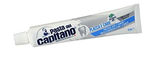 Pasta del Capitano Zahnbelag Und Karies Zahnpasta, 75 ml