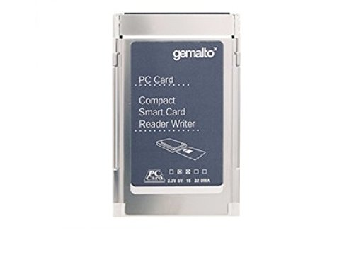 Gemalto (SAFENET) IDBridge CT500 PCMCIA Reader - Silber