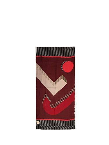 Liu Jo Jeans LIU JO A68274 T0300 Sciarpe Donna Bordeaux TU c1b4c1598d0