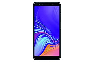 Samsung Galaxy A7 (2018) - 6 Zoll, 64GB, 24 Megapixel, Android 8.0 - Schwarz
