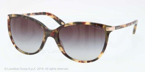 Ralph Lunettes de soleil RA 5160 905/13 vintage écailles de tortue 57 mm