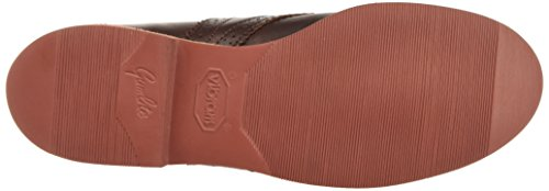 WALKOVER Saddle Vibram, Chaussures à Lacets Homme Marron