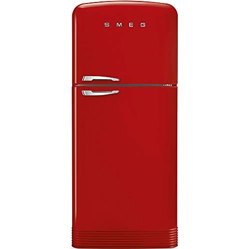 Smeg FAB50RRD réfrigérateur-congélateur Autonome Rouge 440 L A++ - Réfrigérateurs-congélateurs...