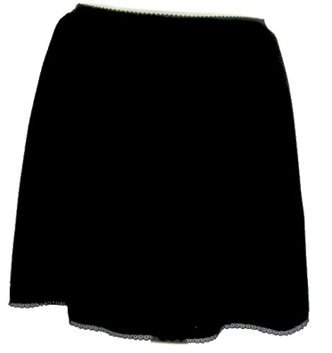 anti-static-micro-mini-short-half-slip-16-inch-length-black-wx