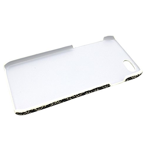Phone case & Hülle Für IPhone 6 Plus / 6S Plus, Starry Pattern Silikon + Kunststoff Kombi-Gehäuse ( Color : Black ) Black