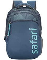 SAFARI 28.5 Ltrs Blue Casual Backpack (CAMP19CBBLU)
