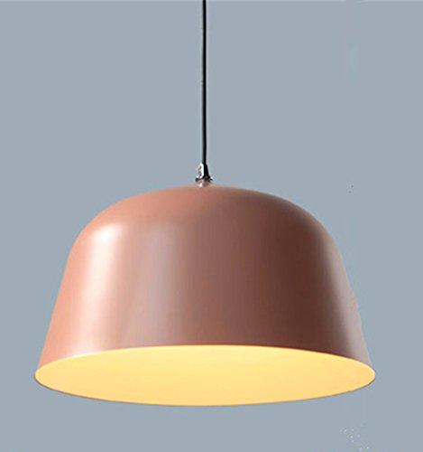 Einstellbare Zähler (Sparkling FRD Nordic Modern Einfache kreative Arbeit Büro Restaurant Eisen Mode einzigen Kopf Bar Zähler Kronleuchter,einstellbare Durchmesser 39 * 24cm)