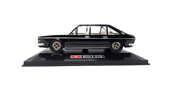 Kunststoff Modellauto Tatra 613 schwarz Tschechischer Pkw 1:43 Auflage 500 Kaden