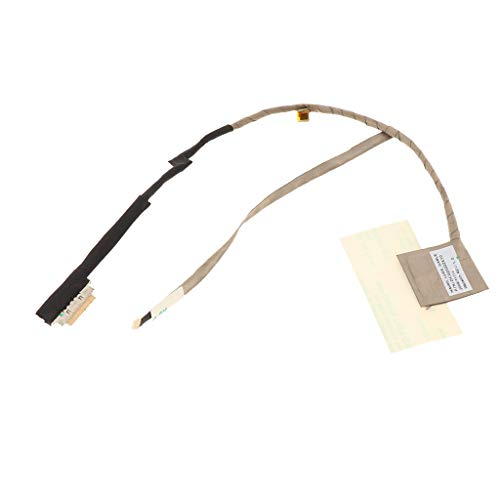 perfk Cavo Flex Video LCD per Acer Gateway NAV60 E LT21 Schermo Computer Notebook Ricambi DC02000ZE10