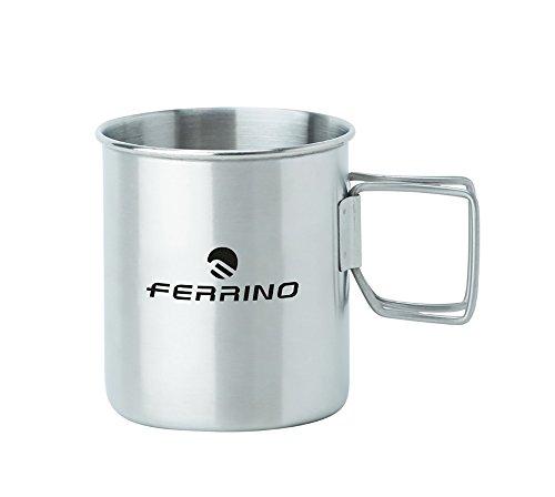 Ferrino Inox Tazza, Alluminio, 7 cm