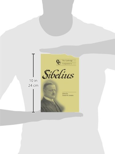 The Cambridge Companion to Sibelius Hardback (Cambridge Companions to Music)