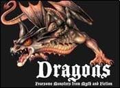 Dragones/Dragons: Monstruos aterradores del mito y la literatura/Fearsome Monsters from Myth and Fiction por Gerrie McCall