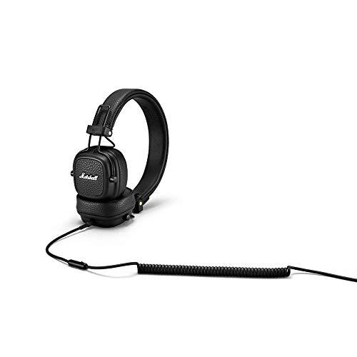 Marshall Major III On-Ear Headphones (Black) Image 2