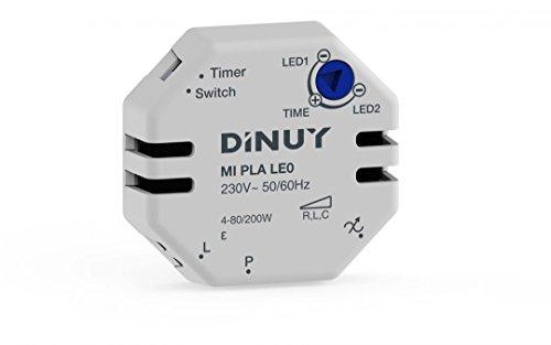 Dinuy-Meine PLA le0| Timer Box von Mechanismus 2Fäden für Lampen LED -