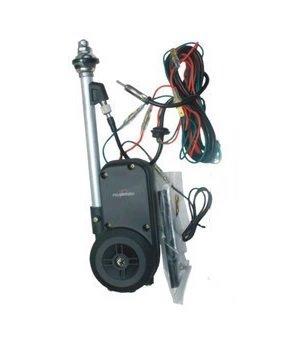 goldentrading univerasl AM/FM Antenne Antenne Automatique Électrique Pour Voiture Wing Power Booster pour kit