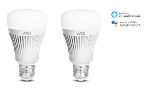 WiZ WZ0126072 Pack de 2 Ampoules LED...