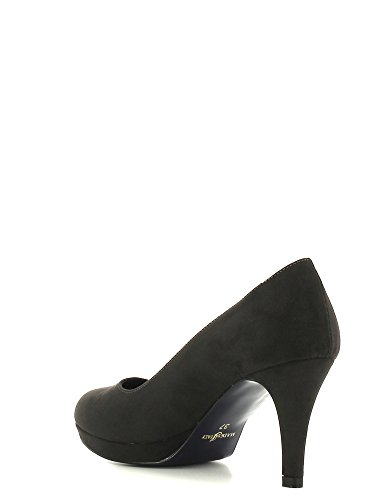 GRACE SHOES , Damen Pumps Anthrazit