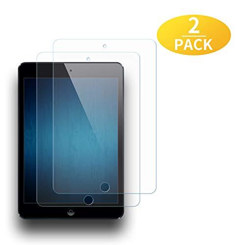 EAWEN Panzerglas Schutzfolie für iPad Mini 5 2019,2 Stück Schutzfolie für iPad Mini 5 2019 7.9 Zoll,Ro&ed Corners 2.5D,9H Härte,Mini 5 gehärtetes Glas Bildschirm
