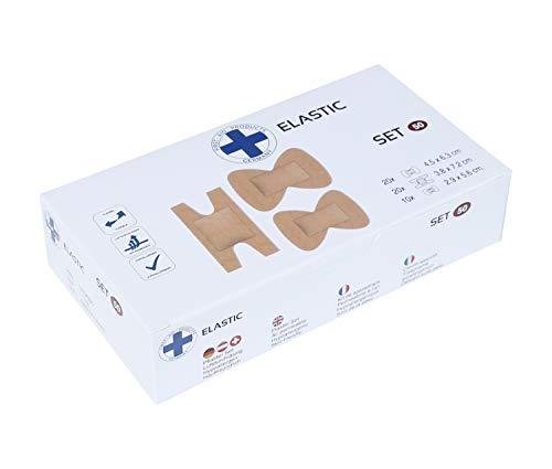 Premium Wundpflaster Pflasterverband hypoallergen verschiedene Sets 50-100 Stück (620304 Set 1 Spezial Fingergelenk VE: 50 Stück)