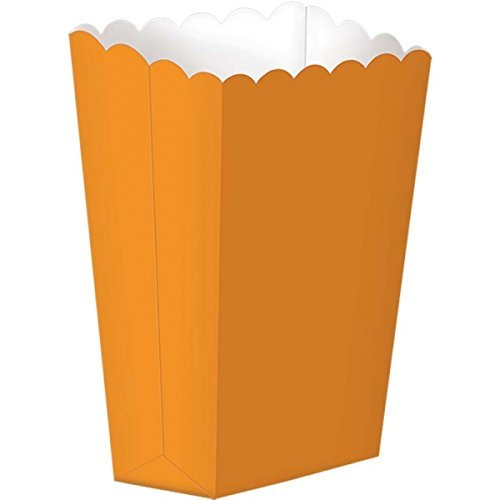 Missy Moo Candy Buffet Orange Kleine Popcorn Boxen X 5 (Buffet Candy Orange)