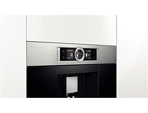 bosch ctl636es1 einbau kaffee vollautomat edelstahl der kaffe shop. Black Bedroom Furniture Sets. Home Design Ideas