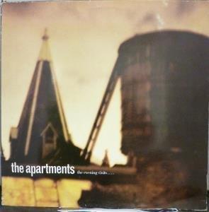 EVENING VISITS LP (VINYL ALBUM) UK ROUGH TRADE 1985