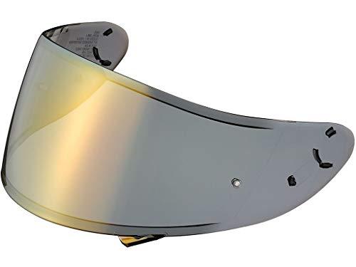 visiera Shoei cwr-1 con pin SPECCHIO GOLD per casco NXR