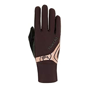 Roeckl Sports Roeck Melbourne Handschuh, Unisex, Reithandschuhe, Touchscreen