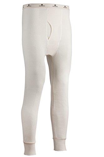 INDERA Men's Heavyweight Raschel Knit Thermal Underwear Pant