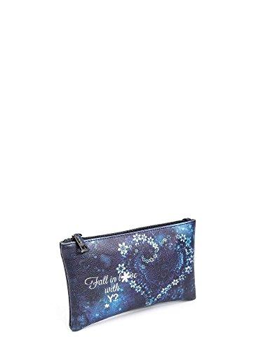 Y NOT? donna beauty case K49 BORDEAUX Blu