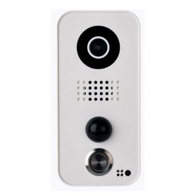 DoorBird D101 Video Door Station Intercom for smartphones and tablet