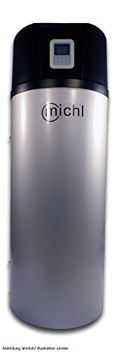 Michl Brauchwasser Luft Wärmepumpe mit Speicher 200 Liter Tank