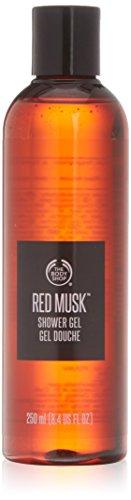 The Body Shop Gel Doccia, Red Musk - 250 ml