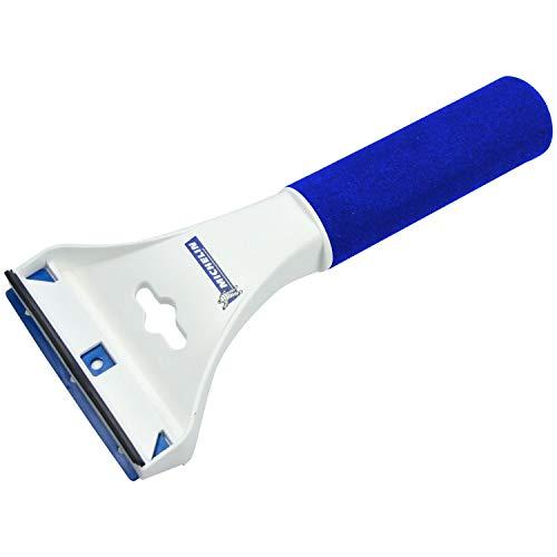 Michelin 92100 Hochschlagfester Polystyrol-Eiskratzer, blau / weiß