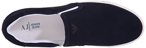 Sneakers C6576 Armani Blau 96 Jeans 35 Herren Eqvw4SR