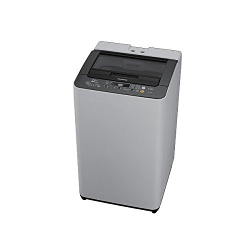 Panasonic 6.2 kg Fully-Automatic Top Loading Washing Machine (NA-F62B5HRB/NA-F62B3HRB, Grey)