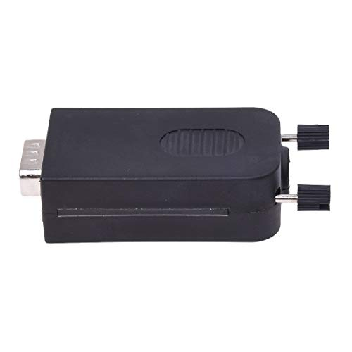 Ochoos Hot DB15 D-SUB VGA 15-poliger Stecker Terminal Breakout Board 3-reihig -