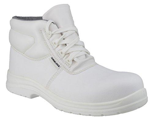 Amblers Safety FS513 Sicherheitsstiefel White
