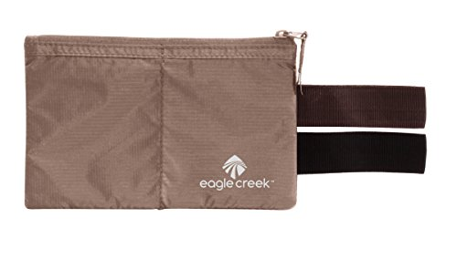 Eagle Creek Gürteltasche Undercover Hidden Pocket, khaki, 17 x 11 x 0.3, EC-41129091