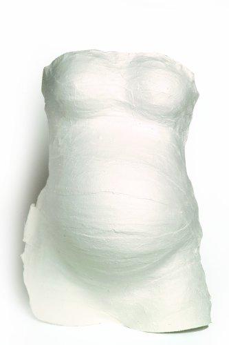 Baby Art - 34120003 - Belly Kit - Kit per il calco del pancione della futura mamma