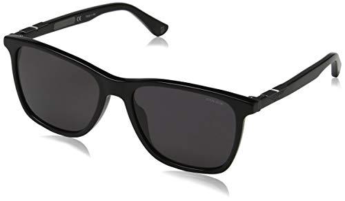 Police origins 1 occhiali da sole, nero (shiny black/grey), 56.0 uomo