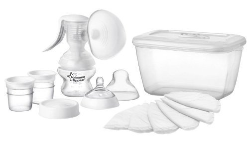 Tommee Tippee Manual Breast Pump by Mayborn Group (English Manual)