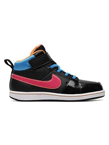 Jungen 2 Nike Größe Basketball-schuhe (Nike Backboard 2 MID (PS) 525651 003 (K84), Größe 31,5)